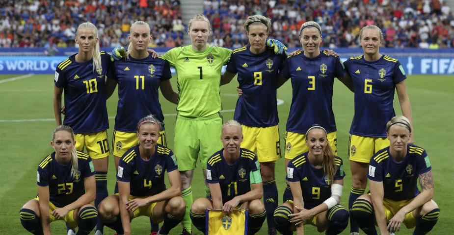 Sverige hoppas på medalj i VM 2019 – bronsmatch väntar mot England