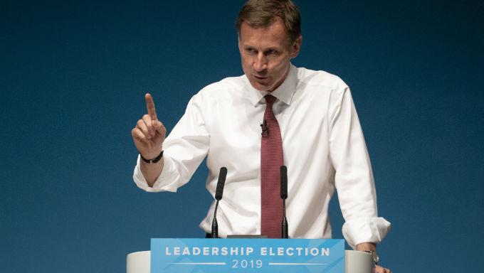 Hunt Fails To Dent Johnson Leadership Bid After TV Debate