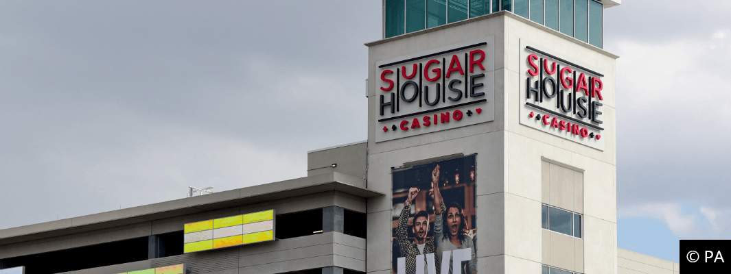 SugarHouse First to Launch Online Casino in both NJ and PA