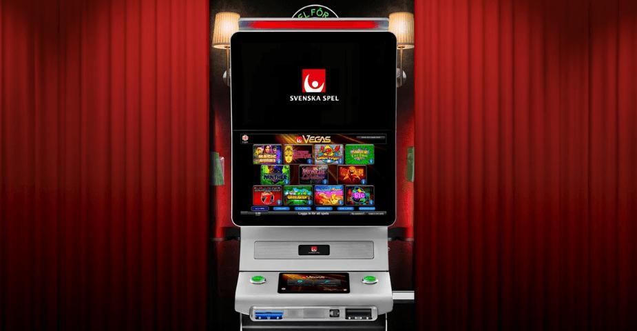 Svenska Spel förnyar Vegasautomater: Swish kommer på hösten