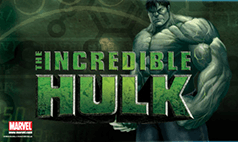 The Incredible Hulk spelautomat