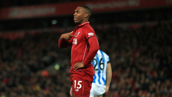Daniel Sturridge Given Short Ban For Breaching Betting Rules