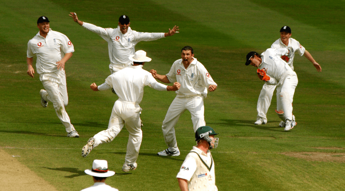 The Greatest Test - 2005