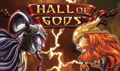 Hall of Gods Slot Sites