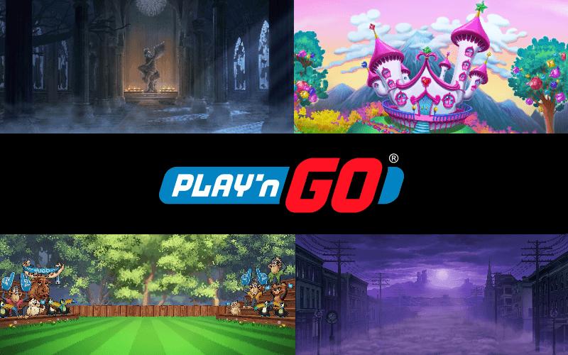 Lista: 15 spännande Play'n GO slots att testa hos ditt casino