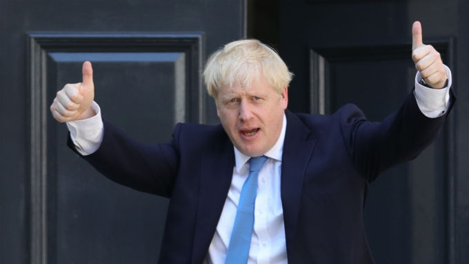 Boris Johnson's Appointment as New PM Affects Politics Odds