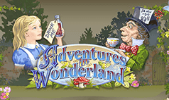Adventures in Wonderland Slot Sites