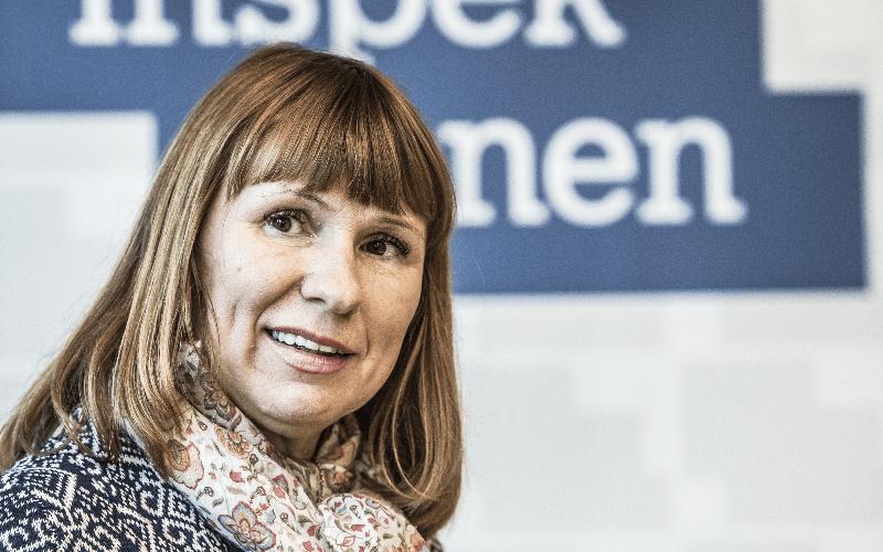 Camilla Rosenberg Spelinspektionen