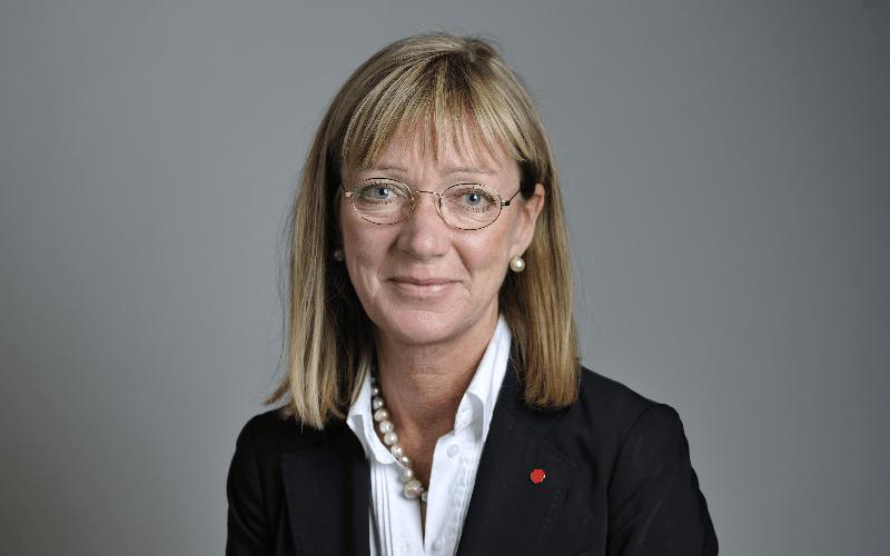 Anna-Lena Sörenson spelutredare