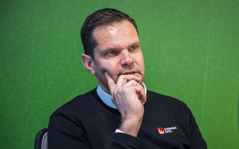 Patrik Hofbauer Svenska Spel