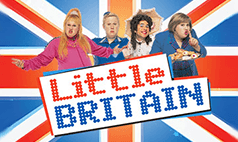 Little Britain spelautomat