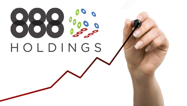 888 Tops UK Market Following Revenue Boosts