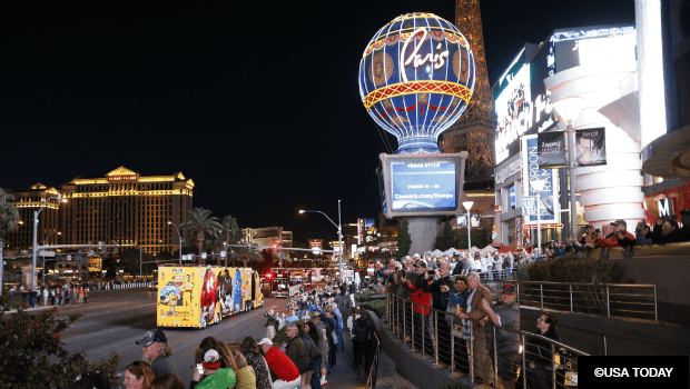 Nevada Betting Revenue Passes New Jersey Numbers in June