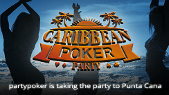 Round 2: PartyPoker Announces Caribbean Poker Party Part 2