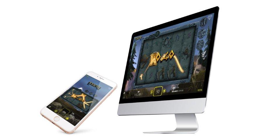 Thor: Hammer Time – nytt spelsläpp från Nolimit City