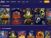 Jinni Casino Screenshot 1
