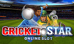 Cricket Star Slot Sites