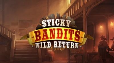 Sticky Bandits: Wild Return – efterlängtad slot släpps snart