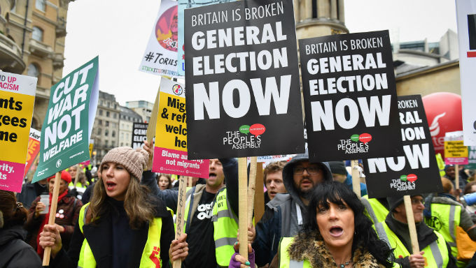 November General Election Looks Most Likely As Brexit Looms