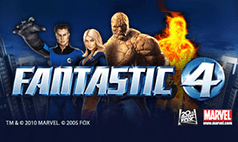 Fantastic Four Slot Sites