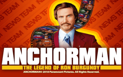 Anchorman: The Legend of Ron Burgandy Online Slot