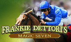 Frankie Dettori's Magic Sevens spelautomat