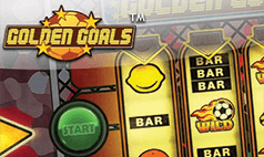 Golden Goals Slot Review