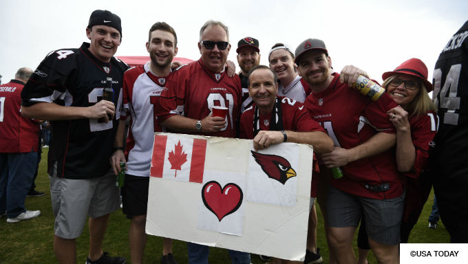 NFL Strikes First Canadian Casino Agreement With Gateway