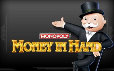 Monopoly: Money In Hand Online Slot