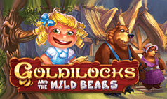 Goldilocks and the Wild Bears spelautomat