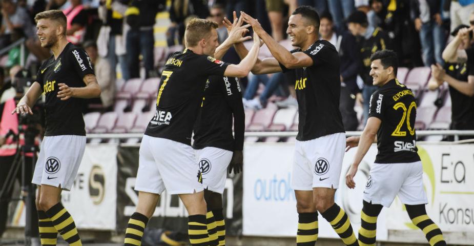 AIK vill få med sig ett bra resultat från Celtic Park ikväll
