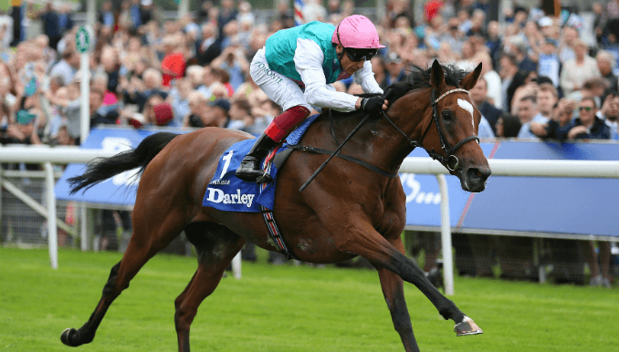 What Odds Is Enable To Win Record Third Arc?