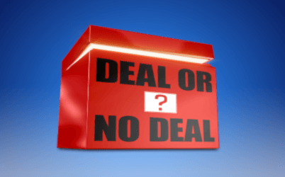Deal or No Deal Online Slot