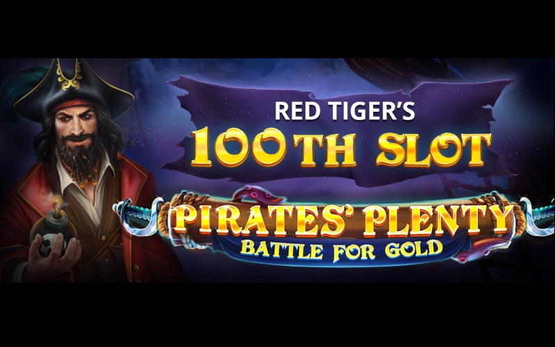 Pirates' Plenty: Battle for Gold – Red Tigers 100:e slot