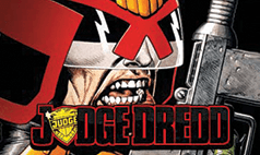 Judge Dredd Slot Sites