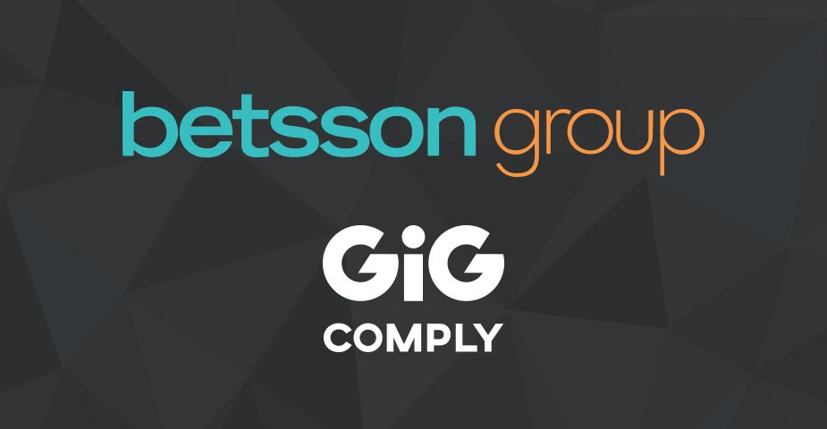 GiG Comply får Betsson Group som ny kund