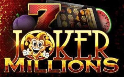 Joker Millions Online Pokies