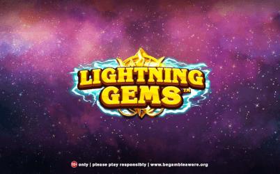 Lightning Gems Online Pokies