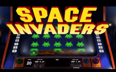 Space Invaders Online Slot