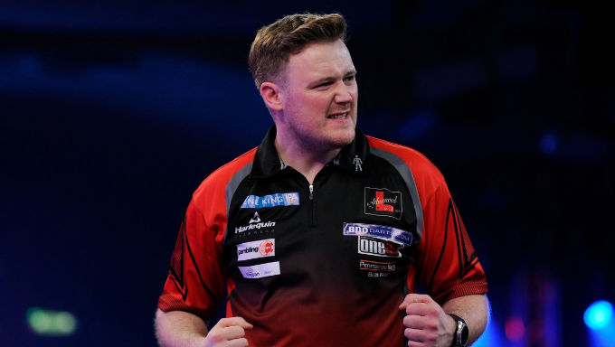 Jim Williams Wins BDO World Trophy in Major Stepping Stone