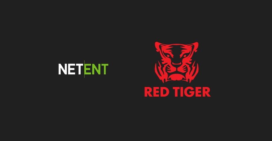 NetEnt köper upp Red Tiger för drygt 200 miljoner pund