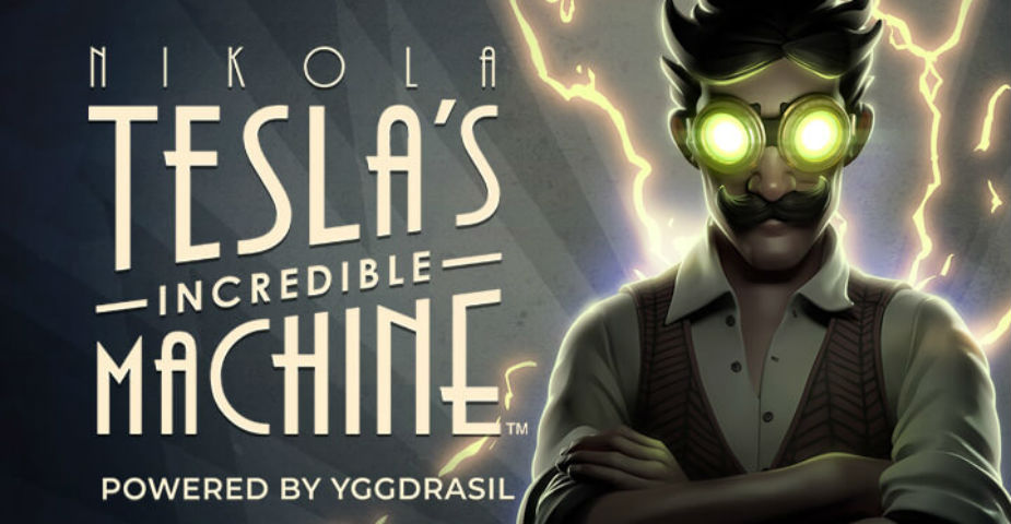 Nikola Tesla's Incredible Machine: Yggdrasils senaste släpp