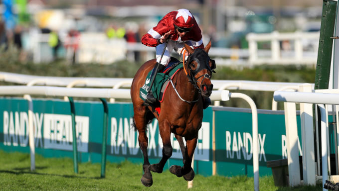 Tiger Roll To Bid For Third Consecutive Grand National Win