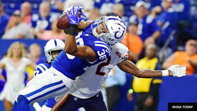 Indianapolis Colts interception