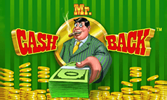 Mr. Cashback Slot Sites