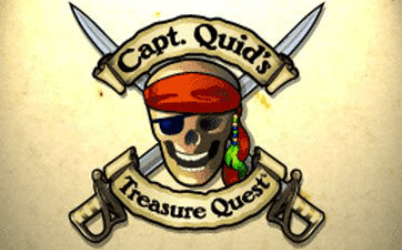 Captain Quid's Treasure Chest Online Slot