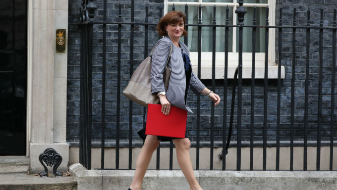 Nicky Morgan Favourite For Next Conservative Out Of Cabinet