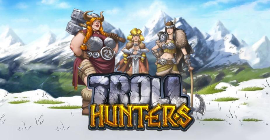 Troll Hunters 2: Play'n GOs exklusiva spelsläpp till Kindred