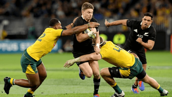 New Zealand Remain Firm Favourites on Eve of Rugby World Cup