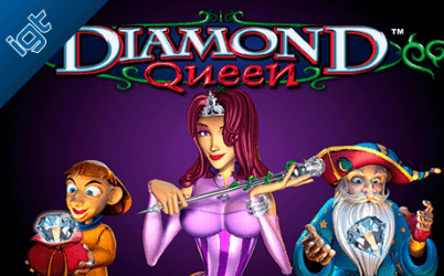 Diamond Queen Online Slot